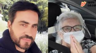 Padre Fábio de Melo lamenta internação da mãe por Covid-19