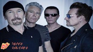 Integrantes da banda U2
