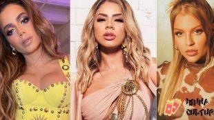 Anitta, Lexa e Luisa Sonza