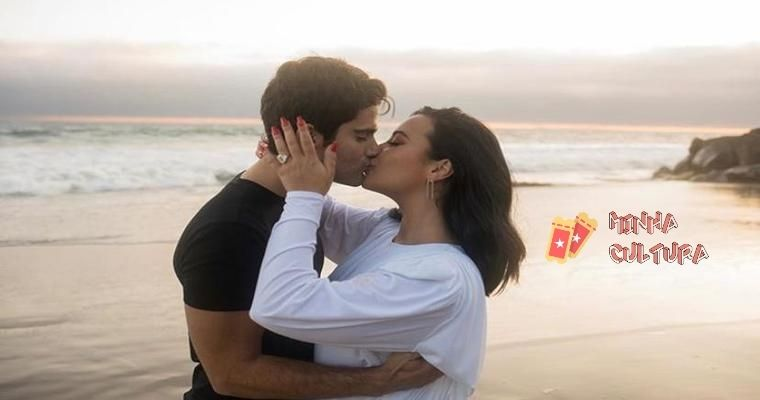 Demi Lovato e o ex-noivo