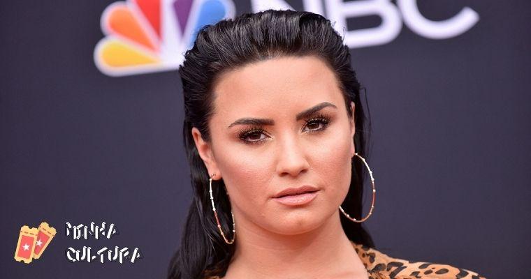 Demi Lovato em evento