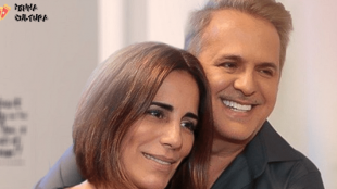 Orlando Morais, cantor marido de Gloria Pires, está internado com Covid-19