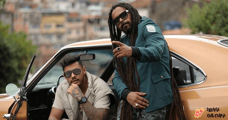Marcelo Falcão e Hungria Hip Hop