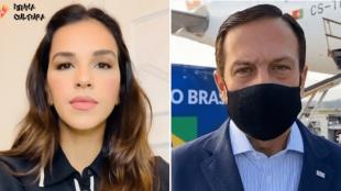 Mariana Rios se pronuncia sobre vídeo de suposta festa