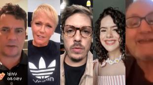 Xuxa, Porchat, Moro, Rodrigo Maia e Angélica: entenda o meme das turmas da FGV
