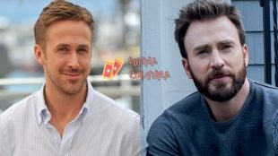 Ryan Gosling e Chris Evans