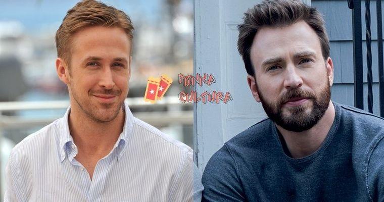 Ryan Gosling e Chris Evans