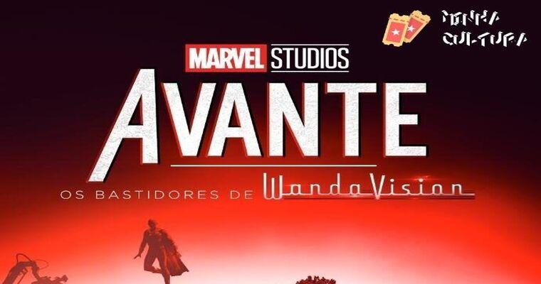 Marvel lança documentário dos bastidores de WandaVision