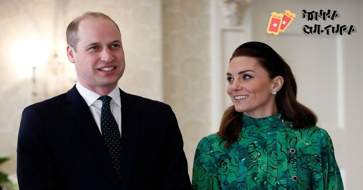 Príncipe William e Kate Minddleton