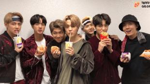 Parceria entre McDonald's e BTS viraliza nas redes sociais