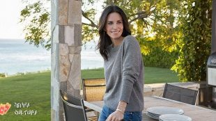 Courteney Cox estreia comédia de horror no Starz