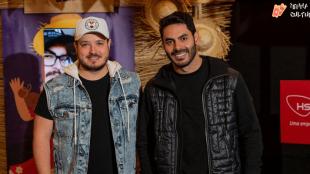 'Batom de Cereja', de Israel e Rodolffo, aparece como música mais ouvida no Spotify