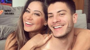 Mayra Cardi e Arthur Aguiar confirmam que estão juntos de novo