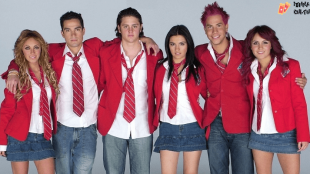 Integrantes do RBD