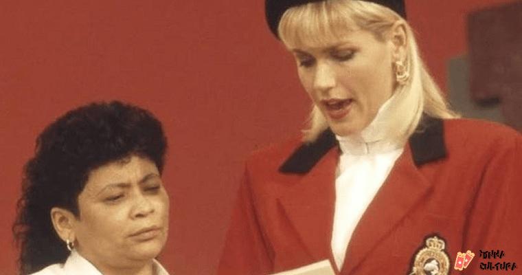 Marlene Matos e Xuxa