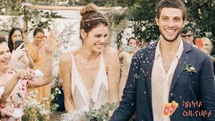 Casamento de Chay Suede e Laura Neiva