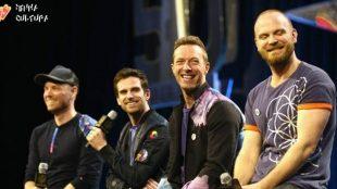 Coldplay anuncia lançamento de 'Higher Power'
