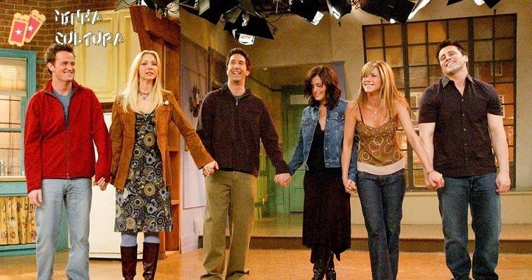 Elenco de Friends
