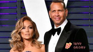 Chega ao fim o noivado de Jennifer Lopez e Alex Rodriguez