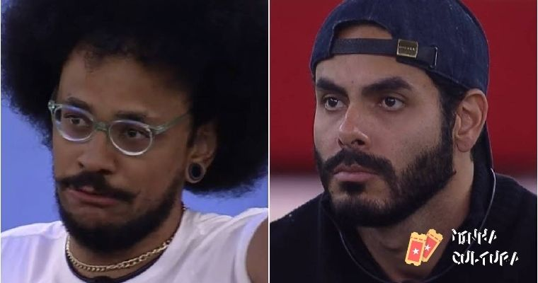 João e Rodolffo do BBB21