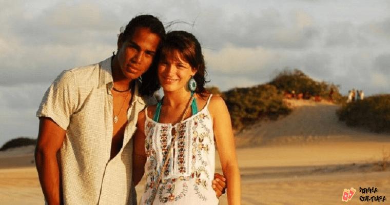 Micael Borges e Bianca Bin