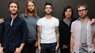 Maroon 5 anuncia lançamento do álbum 'Jordi'