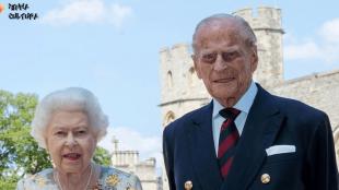 Príncipe Philip e Elizabeth II