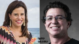 Narcisa Tamborindeguy relembra casamento com Boninho
