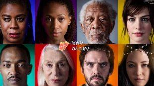 Com Anne Hathaway e Morgan Freeman, Amazon anuncia a série 'Solos'