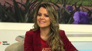 Ana Paula Valadão e emissora são acionadas na Justiça por fala homofóbica