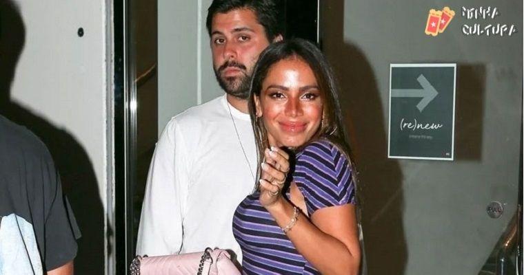 Anitta e namorado