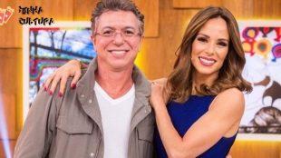 Chorando, Boninho agradece equipe do Big Brother Brasil