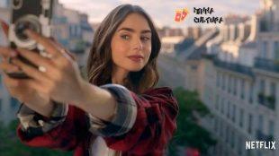 Segunda temporada de 'Emily em Paris' começa a ser gravada na França