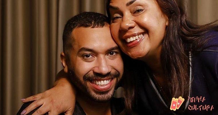Gil do Vigor e sua mãe