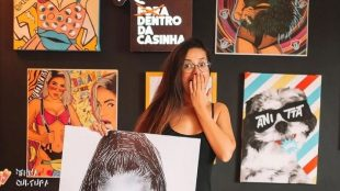 Anitta empresta sua casa no Rio de Janeiro para Juliette