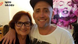 Fabio de Melo manda recado emocionante para mãe de Paulo Gustavo