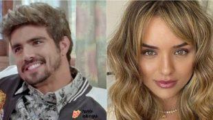 Caio Castro e Rafa Kalimann se pronunciam após 'cancelamento' nas redes sociais