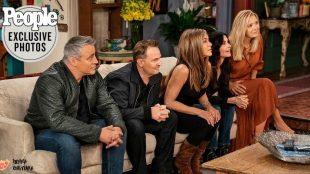 Fotos do encontro do elenco de 'Friends' são divulgadas e viralizam
