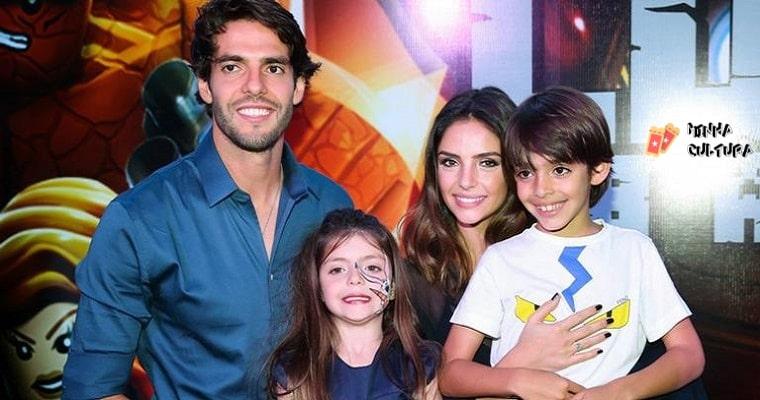 Carol Celico fala sobre motivo do término do relacionamento com Kaká