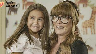 Filha de Deborah Secco estreia em novela e agrada telespectadores