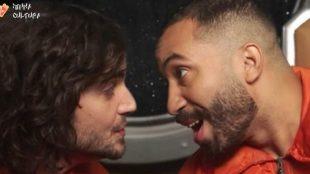 Fiuk e Gil do Vigor se beijam em novo clipe do cantor