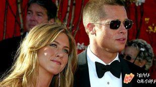 Jennifer Aniston fala sobre relação com Brad Pitt