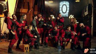 Netflix divulga primeiras fotos da 5ª temporada de 'La Casa de Papel'