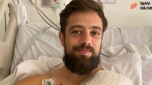 Rafael Cardoso passa por cirurgia cardíaca para implantar desfibrilador
