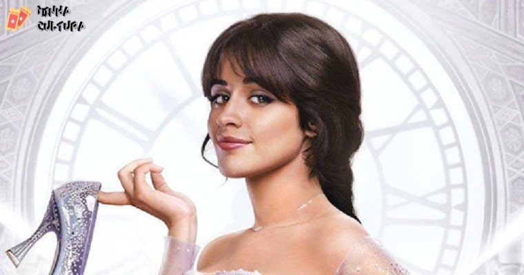Nova versão para 'Cinderela' com Camila Cabello ganha pôster e teaser