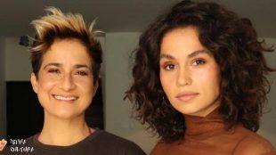 Nanda Costa e Lan Lanh serão mães de gêmeas
