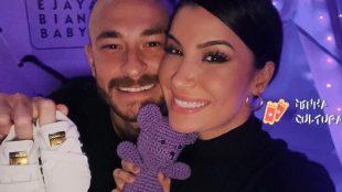 Após 20 horas em trabalho de parto, nasce o filho de Bianca Andrade e Fred