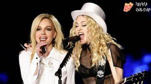 Britney e Madonna