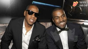 Kanye West e Jay-Z lançam parceria