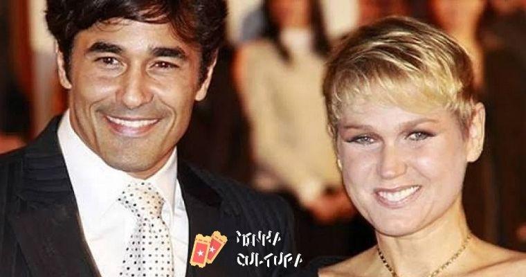 Luciano e Xuxa